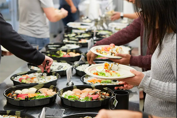 Chefs Touch Catering - Business Catering