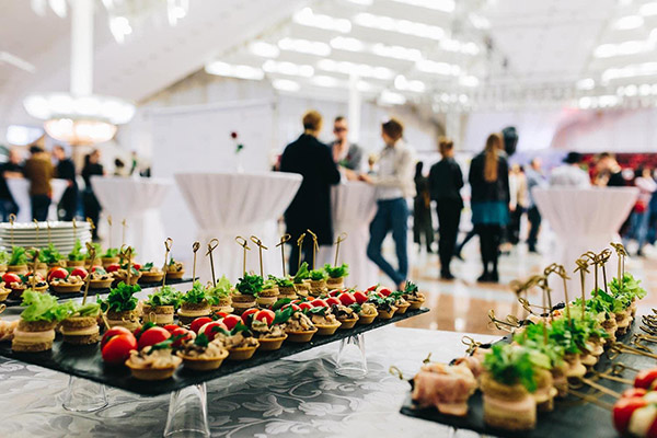 Chefs Touch Catering - Event Catering